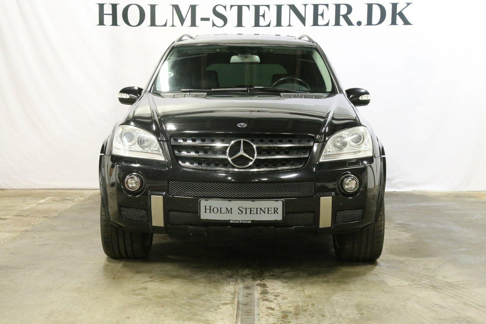 Mercedes ML320 3,0 CDi aut. 4-M 5d - 229.900 kr.