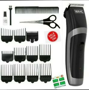 WAHL PROFESSIONAL Hair Clippers Trimmer Corded Cordless Mens Head Shaver Set NEW