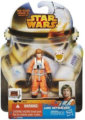 Rebel Pilot Star Wars Saga Legends 2015 Luke Skywalker Action Figure SL22