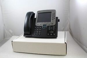 Cisco-CP-7975G-Unified-IP-VoIP-Phones-Used-Grade-B-LOT-OF-25