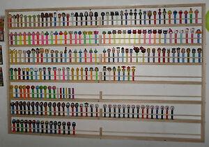 Pez-MONSTER-display-Shelf-Rack-HOLDS-400-PEZ