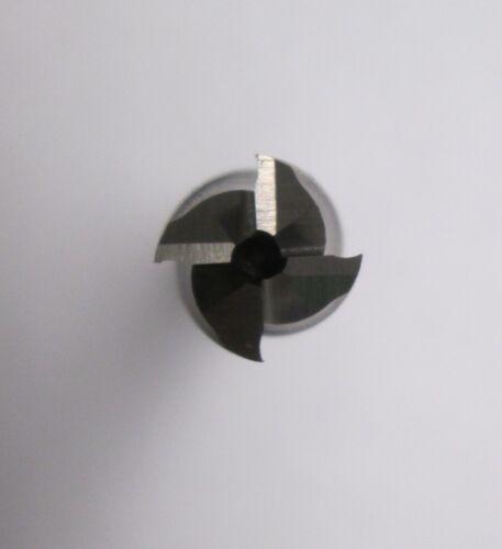"""HANITA M-42 Cobalt End Mills 4 Flute 1//2/"""" Diameter"""