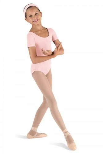 NOW $12.90 excellent value NWT CL5402 Girls Basic Bloch Leotard REG $17
