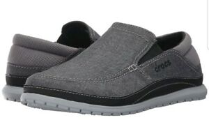 df06d5ad7 Image is loading crocs-Mens-Santa-Cruz-Playa-Slip-on-Loafer-