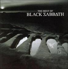 Black Sabbath - The Best Of - Black Sabbath CD 2 CD VERSION RARE