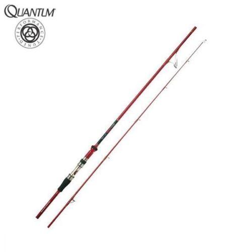 Quantum Salsa Spinnrute Raubfischrute Spinnfischen Rod Angelrute 210 240 270cm