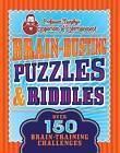 Brain-Busting Puzzles & Riddles by Parragon Book Service Ltd (Paperback, 2015)