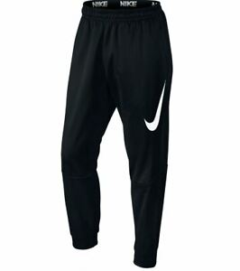 Details about NWT Men's Nike Big & Tall Therma Swoosh Jogger Pants Tapered  800317 Blk AQ2715