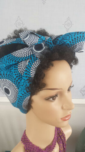 HEADWRAPS//HEADBAND ACCESSORIES IN AFRICAN PRINT FOR GIRLS AND LADIES