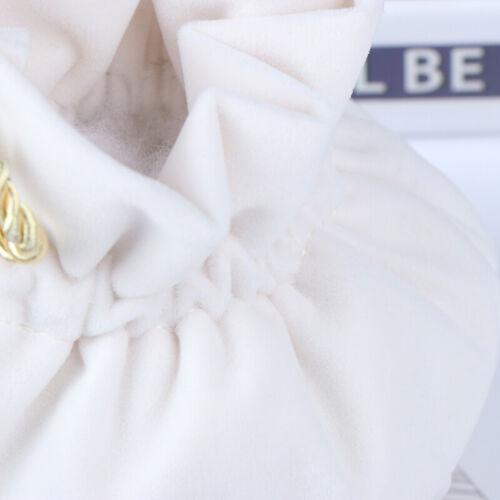 Tassel Velvet Drawstring Bag Jewelry Packaging Pouch Bags Gift Packing Ba/%PP0UK