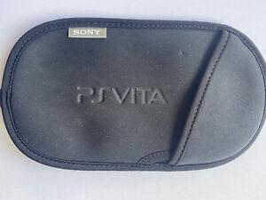 Oficial Sony PSVITA Suave Funda De Transporte