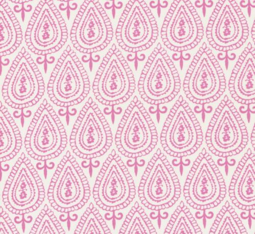 Michael Miller Indian Summer Rose Gingembre Blossom Fleurs sur ivoire tissu-FQ