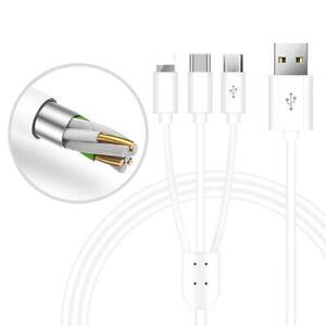 3-en-1-Cable-de-Carga-Multi-USB-Cargador-De-Telefono-Cable-Lead-Para-iPhone-Android-HF