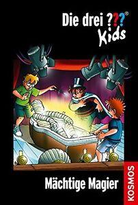 DIE-DREI-KIDS-052-MACHTIGE-MAGIER-CD-NEU