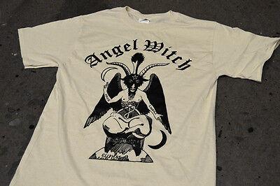Angel Witch Shirt nwobhm diamond head saxon venom metal