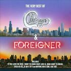 The Very Best of Chicago & Foreigner by Chicago/Foreigner (CD, Oct-2010, 2 Discs, Rhino (Label))