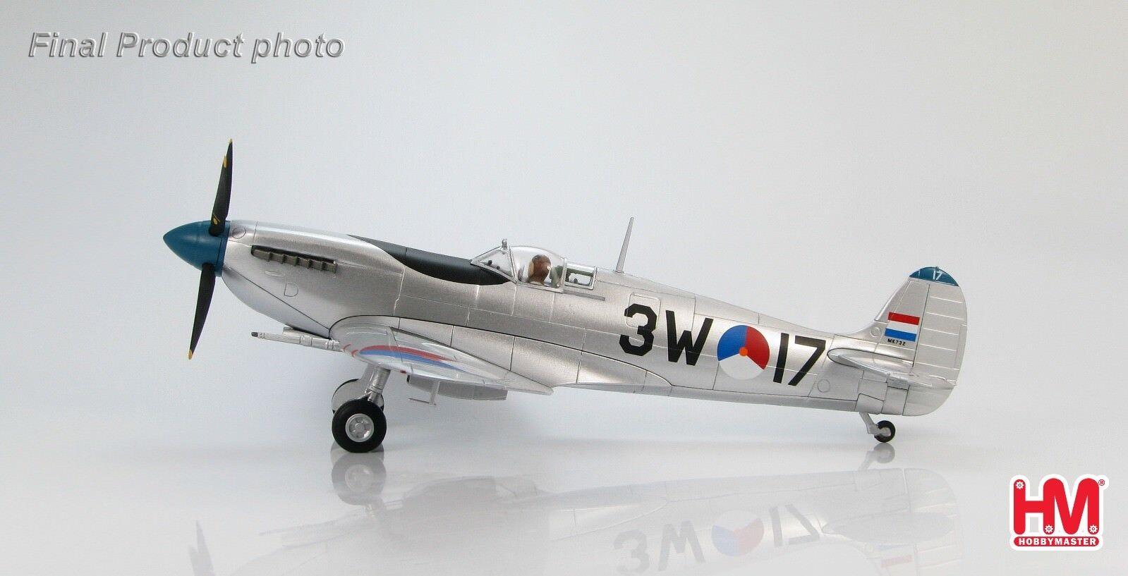 marca en liquidación de venta Hobby Master HA8308 HA8308 HA8308 IX 1 48 Spitfire LF MK732 322Sqn de la Fuerza Aérea Real de Países Bajos  Tu satisfacción es nuestro objetivo
