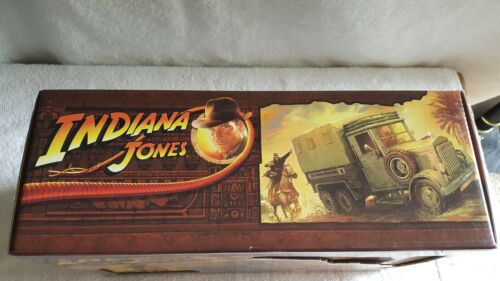 2008 Indiana Jones Raiders Of The Lost Ark Cargo Truck by Hasbro New Sealed