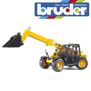 Bruder-Cat-Telehandler-Crane-Construction-Toy-Kids-Childrens-Model-Scale-1-16