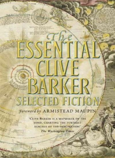 The Essential Clive Barker,Clive Barker
