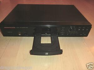 MARANTZ-dr700-high-end-CD-Recorder-difettoso-disc-RACCOGLITORE-non-chiude