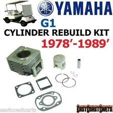 Yamaha G1 Golf Cart Piston Cylinder Engine Rebuild Kit J10-1131(Free Shipping)