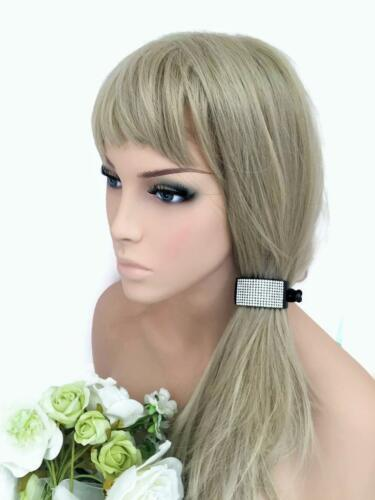 Mini Small Banana Hair Clip Ponytail Holder Ring Comb Clip Shape Colour /& Size