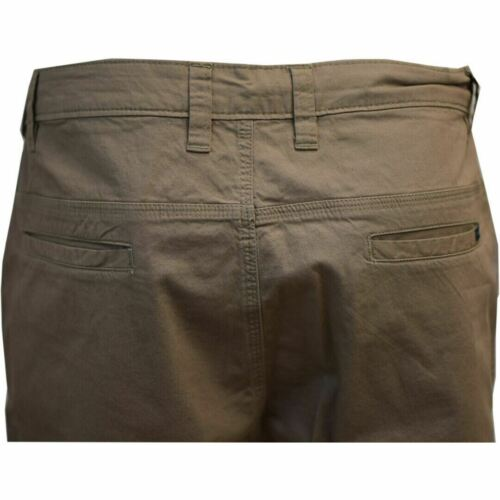 O/'Neill Men/'s Dark Khaki Chino Short MSRP $55.00