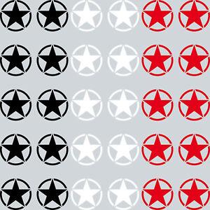 10-Sticker-5cm-Tattoo-Model-USA-Navy-Mp-Stern-US-Army-Car-Jeep-Decor-Film