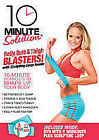 The 10 Minute Solution - Belly, Butt And Thigh Blasters (DVD, 2009)