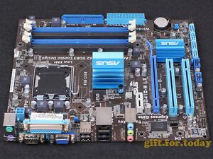 Original-ASUS-P5G41C-M-LX-Intel-G41-Motherboard-LGA-775-Socket-DDR3