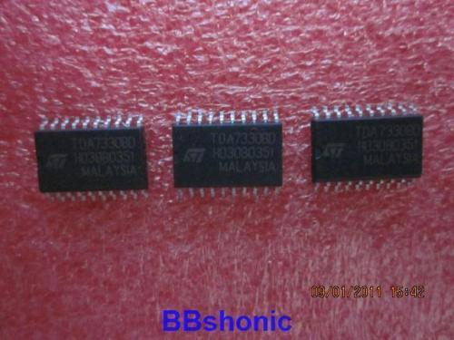 2 pcs of TDA7330BD SINGLE CHIP RDS DEMODULATOR FILTER IC