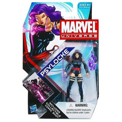 "PSYLOCKE Marvel Universe NEW 3.75/"" series 4 005 psylock"