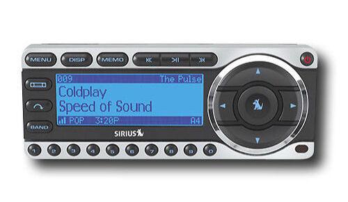 Sirius XM Starmate 4 ST4-TK1  Sirius Car & Home Satellite Ra