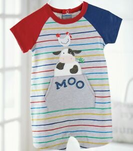 NWT navy and white size 0-3 months unisex Mud Pie Infants 3 Piece set