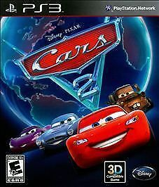 Cars 2 The Video Game Sony Playstation 3 2011 For Sale Online Ebay