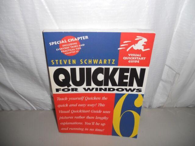 Quicken 6 for Windows by Steven Schwartz