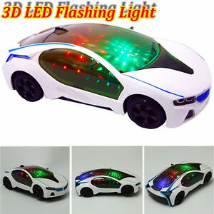 3D-Supercar-Style-Electric-Toy-With-Wheel-Lights-amp-Music-Kids-Boys-Girls-Gift-u