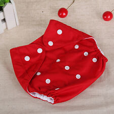 Newborn Baby Reusable Cloth Diaper Cover Underwear Pants Washable Training Pants