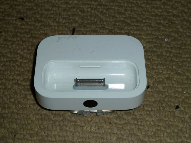 Apple Universal Ipod Docking Station Dock Cradle Original De Escritorio cargo A1153