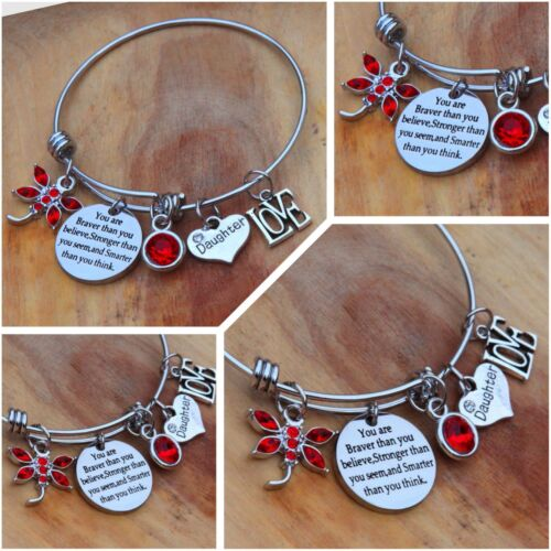 Personalised BIRTHDAY/ Mother's day Gift Bracelet - mum nan mummy