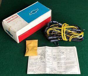 1972 nova wire harness nos 1969 1972 chevrolet camaro nova chevelle accy trailer wiring  nos 1969 1972 chevrolet camaro nova