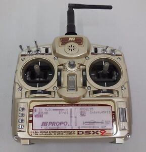 JR-radio-control-DSX9-limited