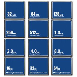 Tarjeta-De-Memoria-CF-1-2-4-8-16-32-64GB-32-64-128-256-512MB-camara-CompactFlash