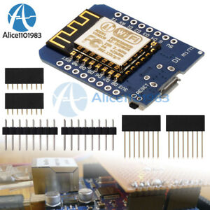 ESP8266-ESP-12-ESP12-WeMos-D1-Mini-WIFI-Dev-Kit-Development-Board-NodeMCU-Lua-UK