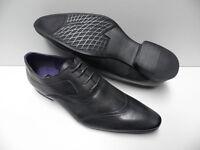 Chaussures De Ville Gris Pour Homme Taille 43 Costume Mariage Cérémonie Elg-030