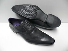 Chaussures de ville gris pour HOMME taille 43 costume mariage cérémonie #ELG-030