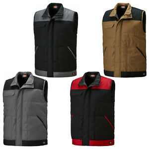 Open-Minded Dickies Everyday Mens Body Warmer Lightweight Durable Work Gilet Bw247 Men's Clothing