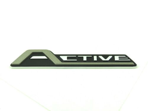 Genuine New FORD ACTIVE WING BADGE Side Emblem For Fiesta /& Focus 2018 Hatch