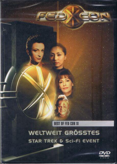 Star Trek Fed Con Best of Fed Con XI NEU OVP Sealed